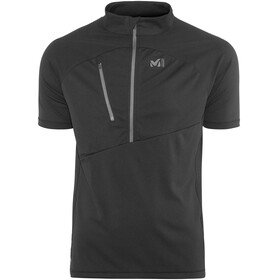 Millet Elevation Zip Shirt Men black-noir